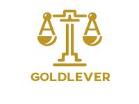 gold lever logo